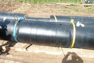 Муфты термоусаживаемые радиационно модифицированные