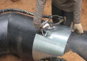 Инструкция по изоляции стыков труб в ППУ ПЭ изоляции