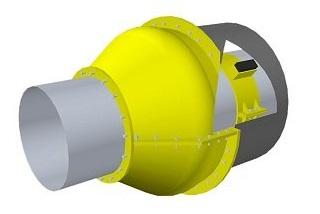 Укрытие защитное манжет герметизирующих УЗМГ